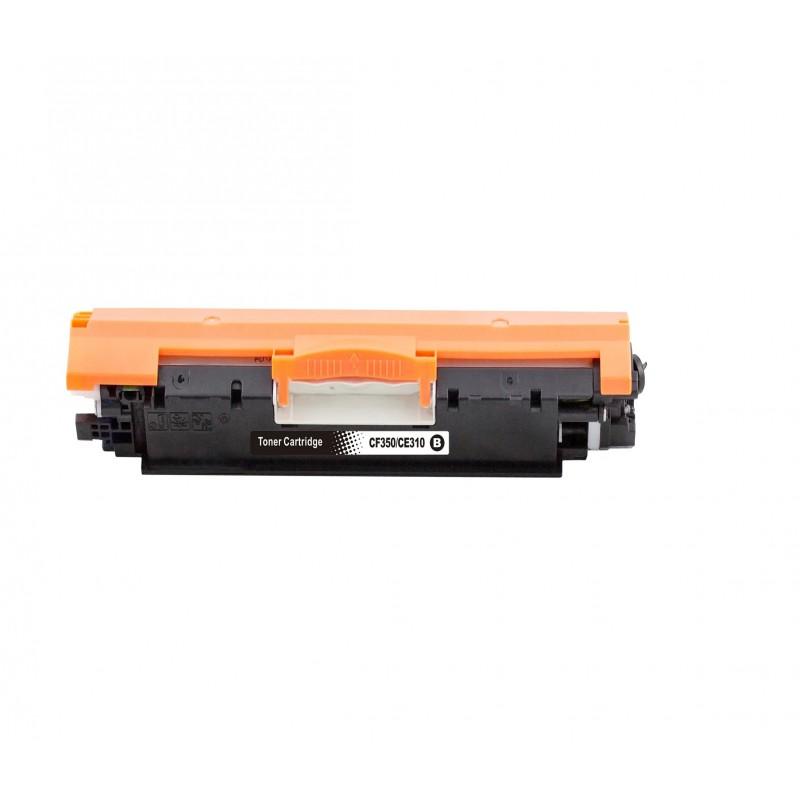 TONER HP CF350/CE310A(130A) BK